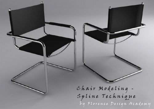 chair_modeling