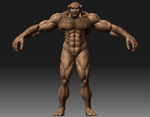 demon-like-monster
