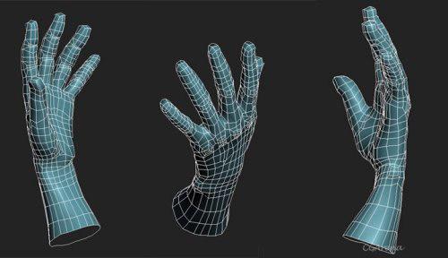 Hand Modeling