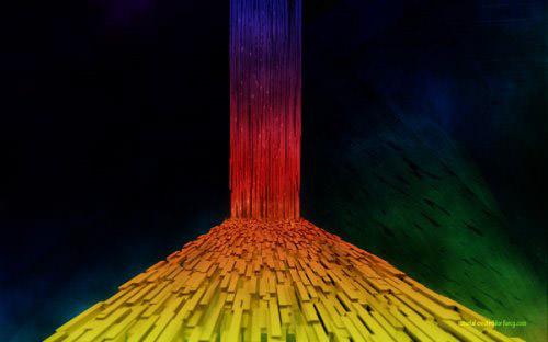 retro_rainbow_waterfall