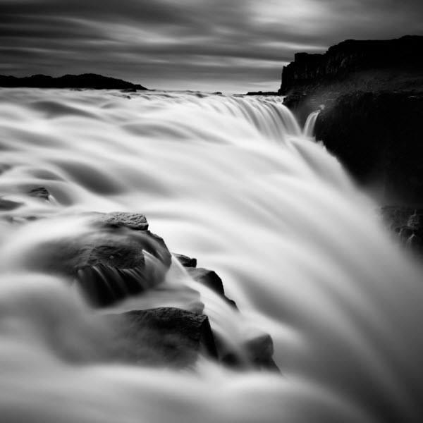 dramatic water