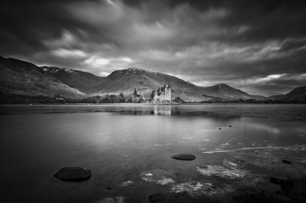 kilchun castle loch awe