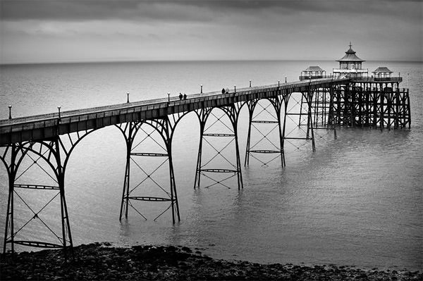 the clevedon pier