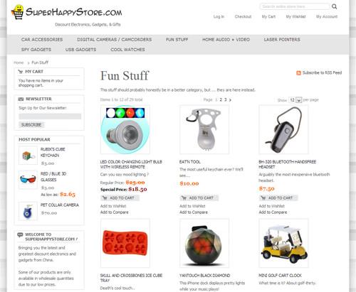 SuperHappyStore