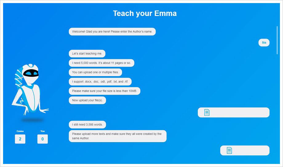 teach your emma