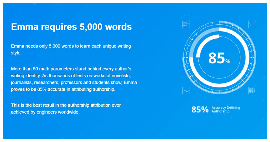 5k words required