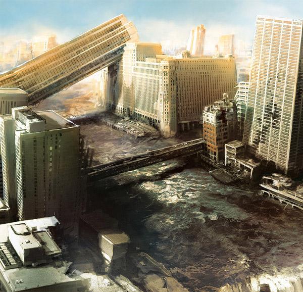 when the apocalypse rise
