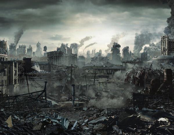 wolverine apocalypse city