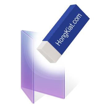 Erase Sensitive Files Permanently