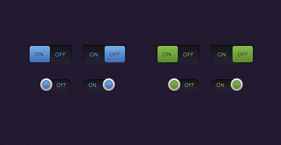 clean on/off switches