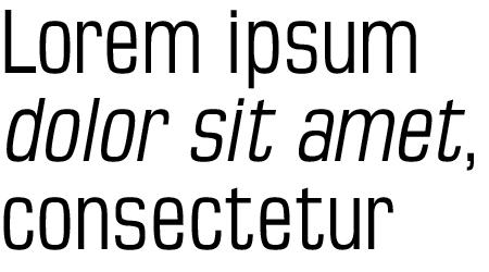 Free font: MKSans
