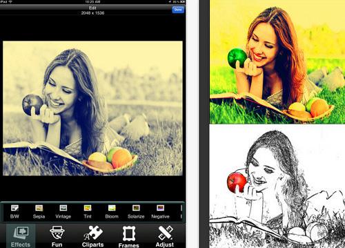 Pholeido for iPad