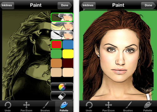 ToonPAINT for iPhone