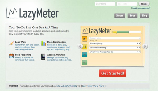 lazymeter