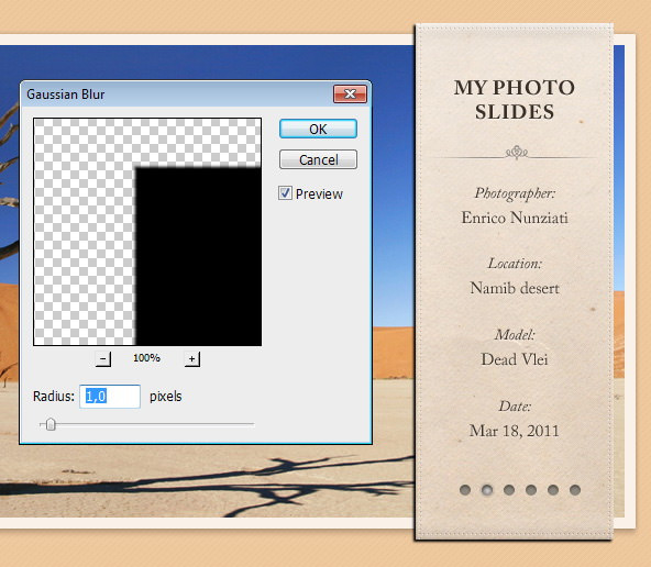 Create an Image Slider in Photoshop and Code it Using Nivo Slider jQuery