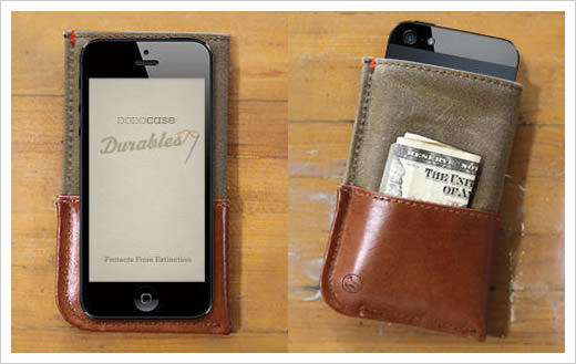 DODOcase Durables iPhone 5 Wallet