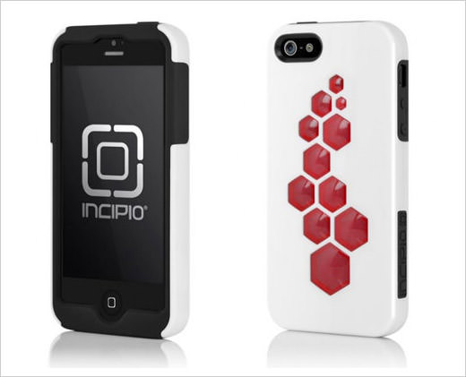 iPhone 5 CODE Hard Shell Case with Silicone Core