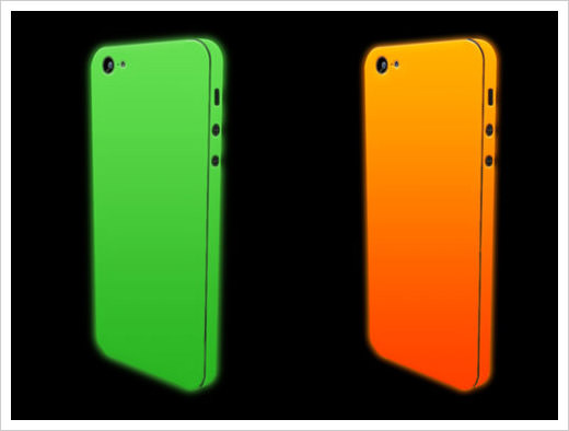 iPhone 5 Glow Series