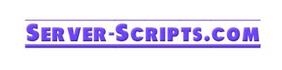 server script