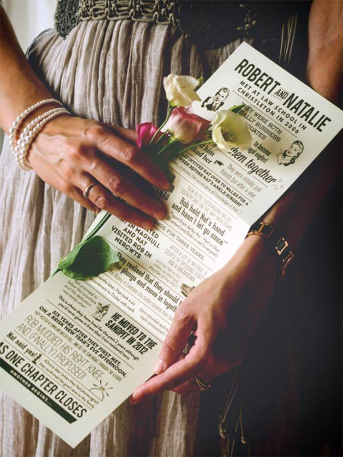 20 Most Creative Wedding Invitations Youll Ever Get