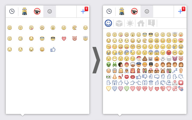 write secret emojis