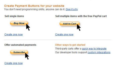 Create Button