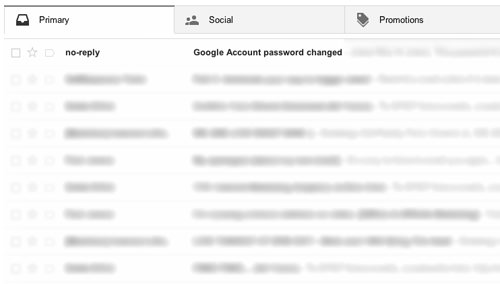 Your Password Has been Changed