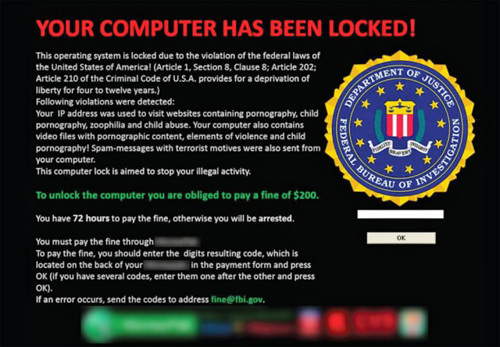 Your PC Has Been Locked?