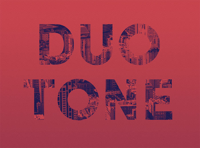 duo-tone-text