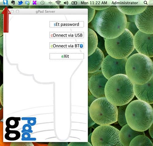 gpad desktop