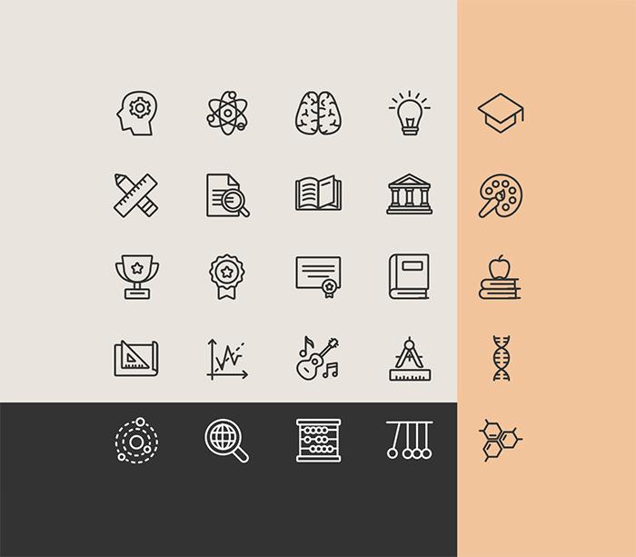 chemistry-icons