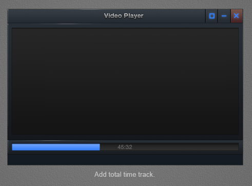 tutorial video player interface 56