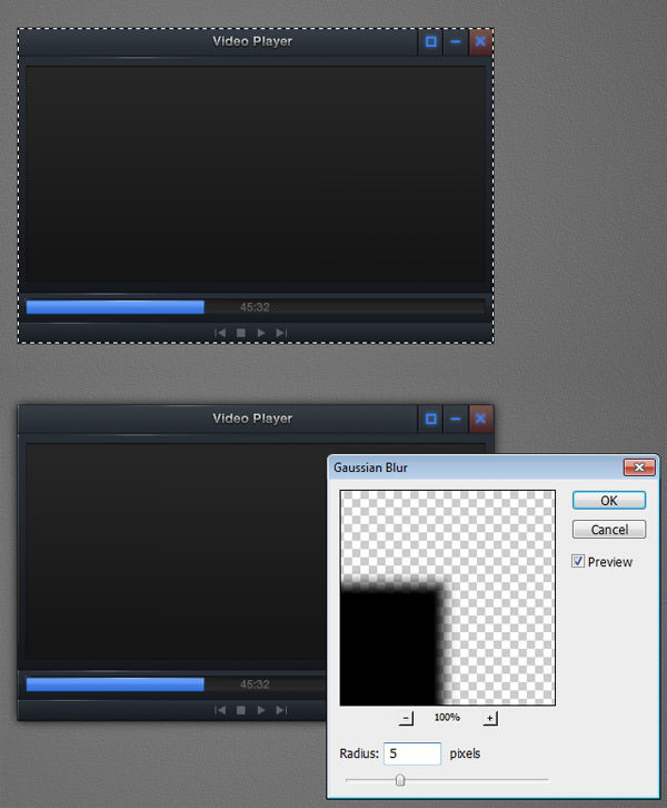 tutorial video player interface 66