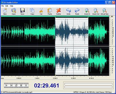 DJ_Audio_Editor
