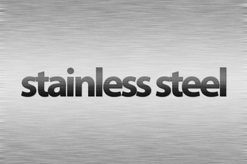 your final output should look something similar to the image below - Stainless