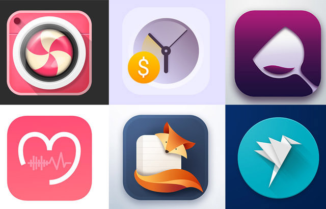 40+ Hand-Picked Icon Design Photoshop Tutorials - Hongkiat