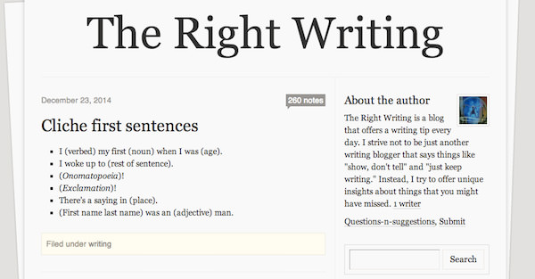 automatic essay writer tumblr Most essay-writing services evince little or no commitment to helping their customers md, phd, is a contributing writer for the atlantic he is tumblr, and.