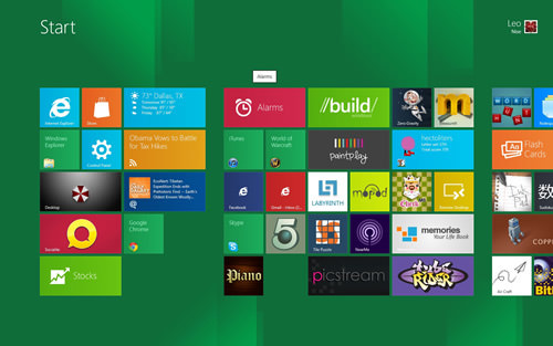 innovative dynamic desktop
