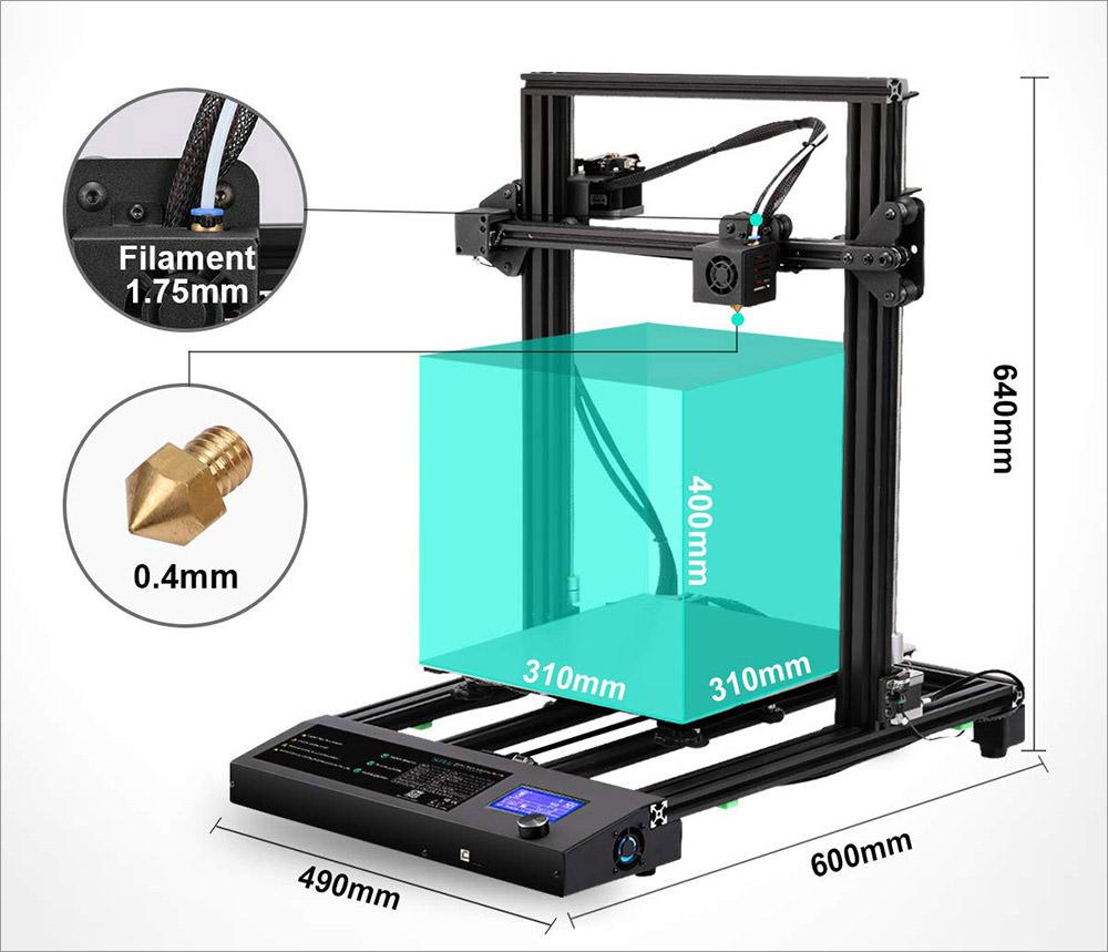 SUNLU 3D Printer