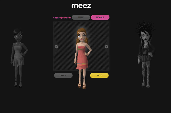 create your own 3d character online free