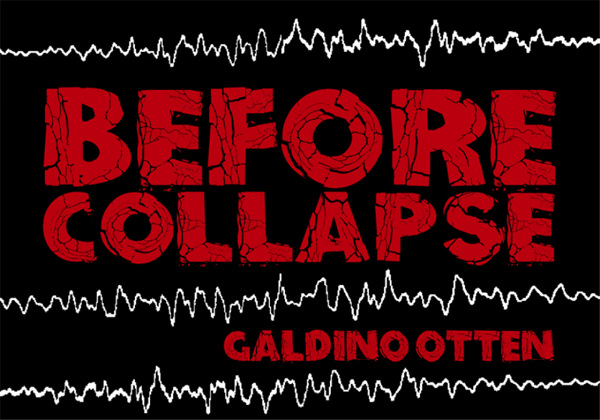 Before Collapse halloween fonts