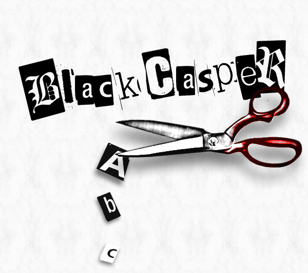 BlackCasper halloween fonts