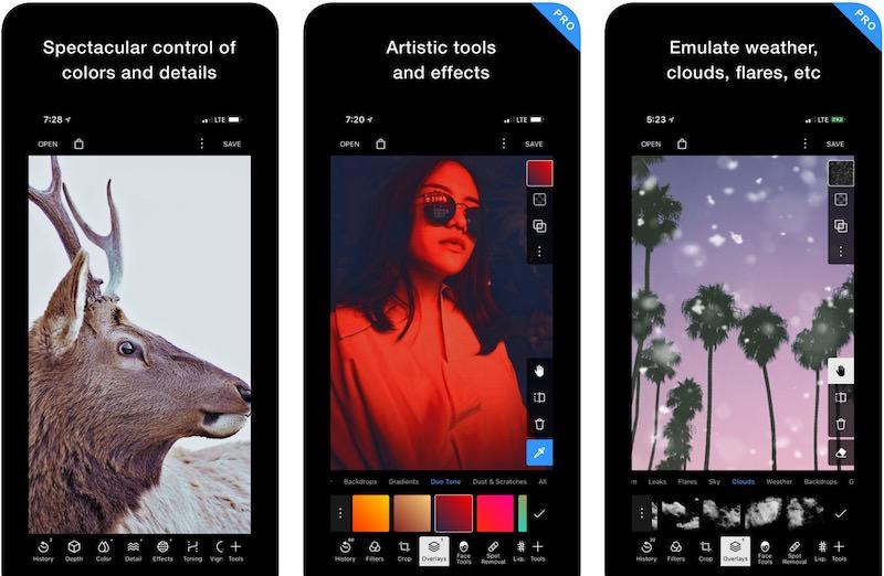polarr-iphone-photography-app
