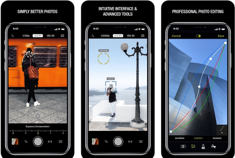 procamera-iphone-photography-app