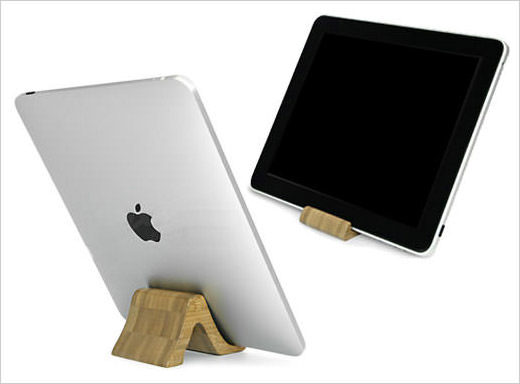 Bamboo iPad mini Stand