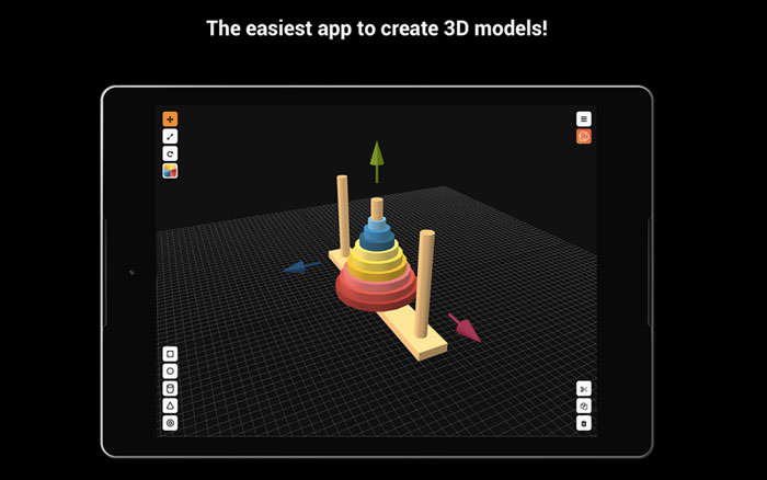 5 Mobile Apps For 3d Design And Sketching Hongkiat