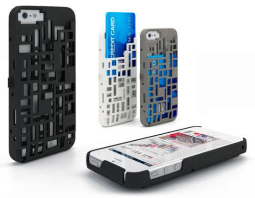 iPhone 5 Case & Card Holder