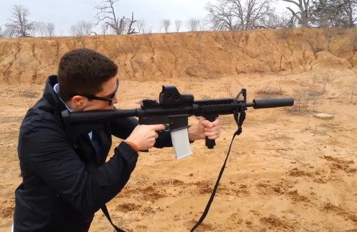 A Working Gun