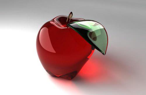 Glass_apple