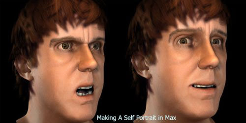 making_self_portrait